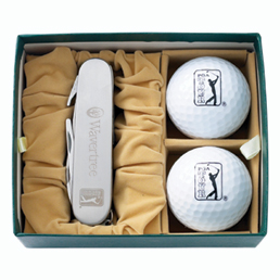 PGA Tour Players Collection Golf Tournament giveaway logo promotional products at www.promosapien.ca