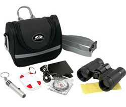 Binocular Hip Pack Logo Golf Tournament giveaway logo promotional products at www.promosapien.ca