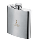 Zippo Flask Logo Golf Tournament giveaway logo promotional products at www.promosapien.ca
