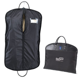 PGA Tour Members Club Garment Bag Logo Golf Tournament giveaway logo promotional products at www.promosapien.ca