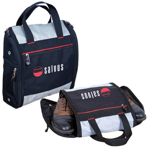 Golf Shoe Bag Logo Golf Tournament giveaway logo promotional products at www.promosapien.ca