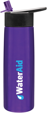 Colored Stainless Steel Water Bottle, Customized Water Bottles, Promotional Products Vancouver, www.promosapien.ca