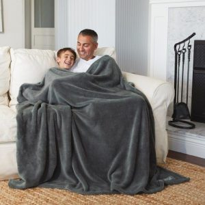 Soft Touch velura throw