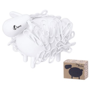 Sheep-paperclip-holder