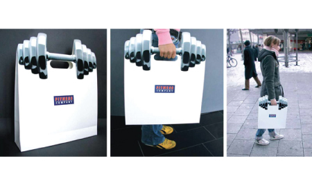 Barbell-bags