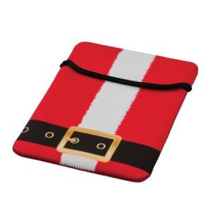 Custom-santa-theme-ipad-case