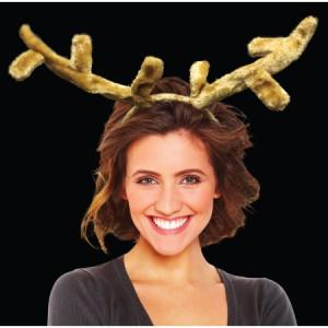Reindeer-antlers-hat