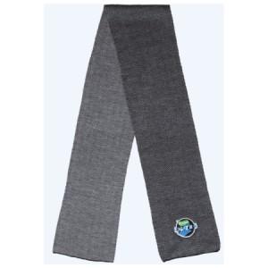 Custom-herringbone-scarf-embroidered