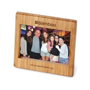 Eco-bamboo-photo-frame-with-logo