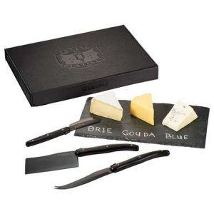 Laguiole Custom Cheese & Serving Set
