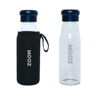 Evora Glass Water Bottle