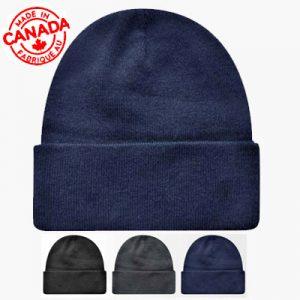 ec22e683a90 Canadian Made Cuff Toque
