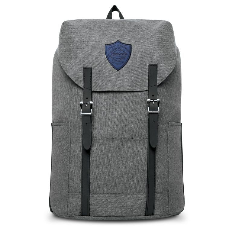 Nomad Flip Top Backpack Brandpatch