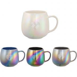 Iridescent Ceramic Mug